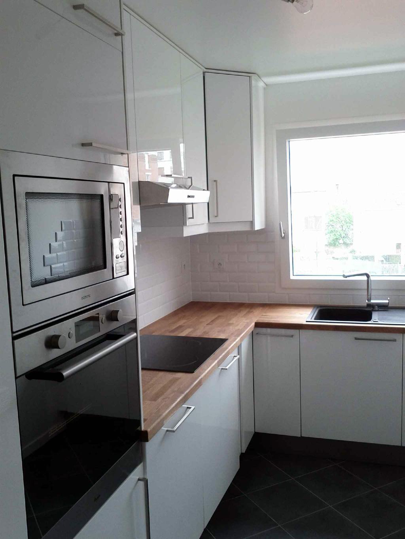 Cuisine, appartement 80m2