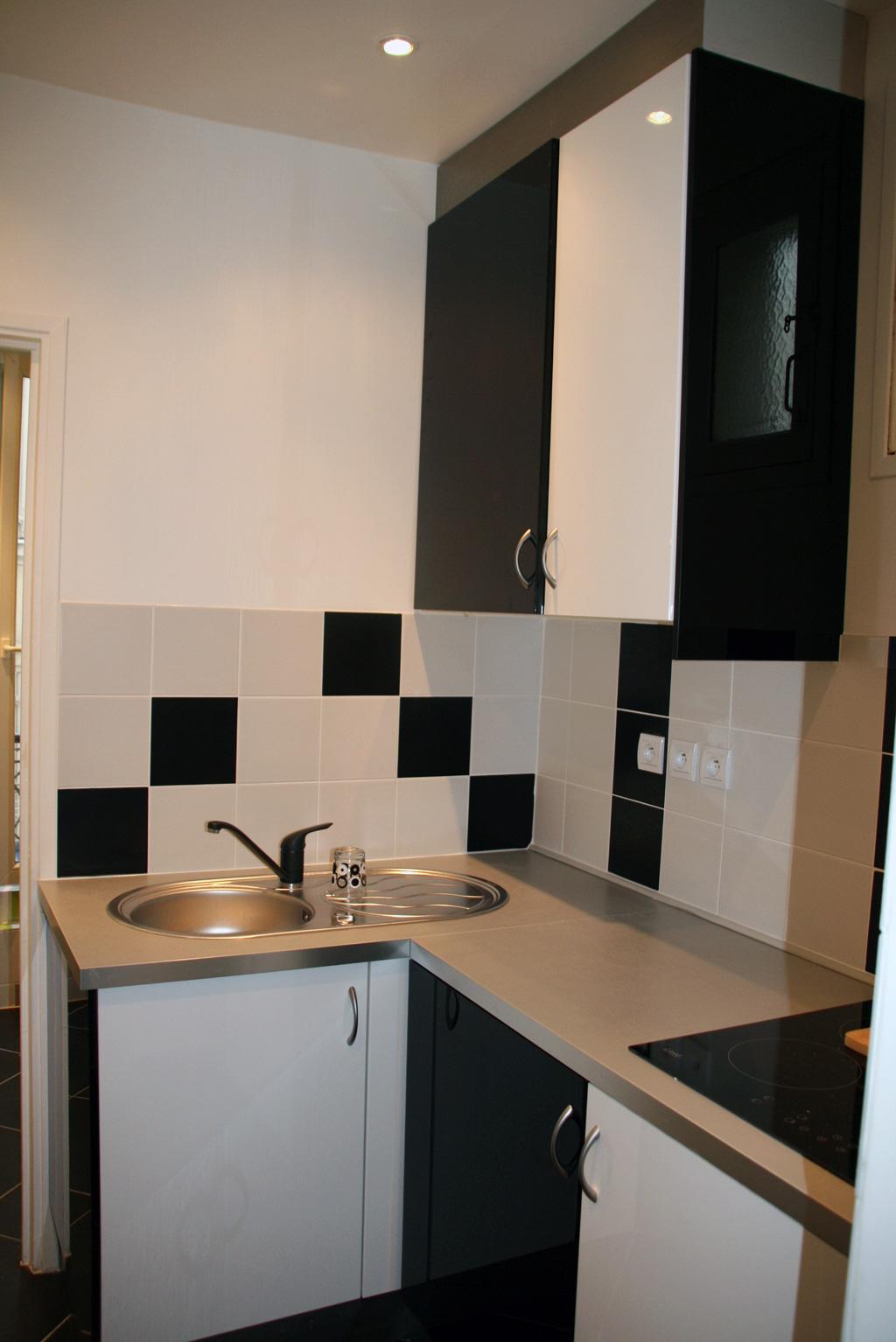 Letort, appartement 35m2