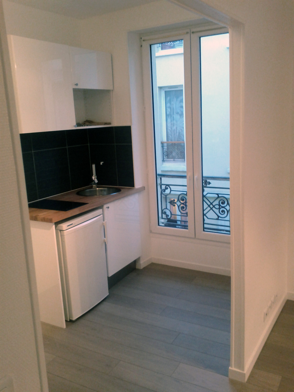Buzelin - 22m2 - Paris 18ème